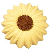 Picture of Sunflower Eggless Vanilla Cake