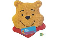 Picture of Winnie The Pooh Face Rich Fruit Cake