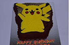 Picture of Pokemon Cake