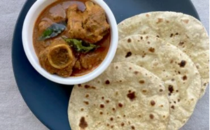 Picture of  CHAPATHI BEEF CURRY