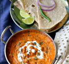 Picture of Chapathi Butterchicken