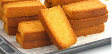 Picture of Baked Cake Rusk