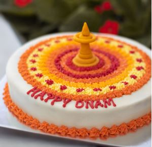 Picture of Onam Special Butter Cake