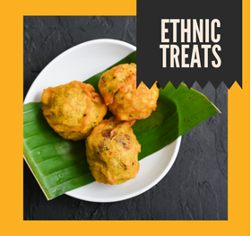 Picture for category ETHNIC TREATS